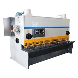 QC11Y-12X2500 Hydraulic Sheet Metal Guillotine Shearing Machine With Good Quality