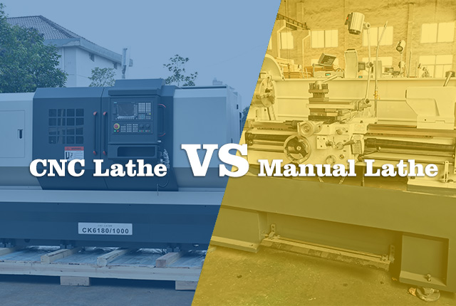 The Difference Between CNC Lathe and Manual Lathe