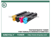 TK-8705 COLOR TONER FOR TASKALFA 6650I/6551I/7550I/7551I