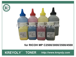 Color Toner Powder for Ricoh MPC2000/2500/3000/3500/4500
