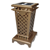 Hot Selling Street Dustbin with big size HW-97