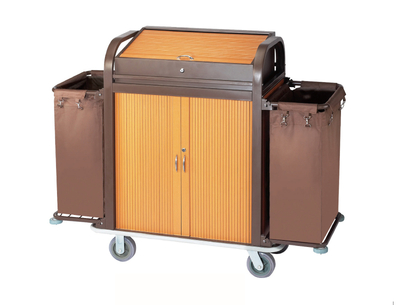 Luxury and Modern Style Guestroom Service Trolley (FW-96)