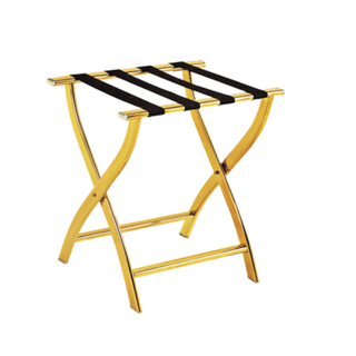 Luggage Rack with Stainless Steel for Guestroom (CJ-14CA)