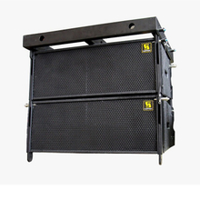 W8LM Powered Touring y Teatro de 8 pulgadas Mini de tres vías Line Array Speaker
