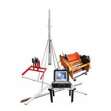 JJC-1E Detecting System for Borehole Concrete Pile