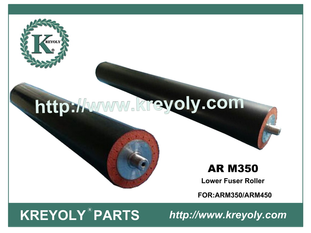 For Sharp Copier AR M350 Lower Fuser Roller Hot Sale
