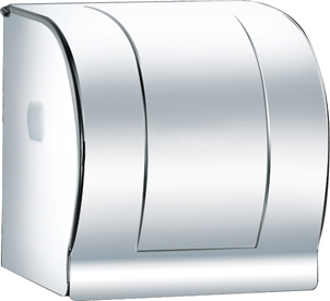 Stainless Steel Toilet Paper Roll Holder used in bathroom KW-A46