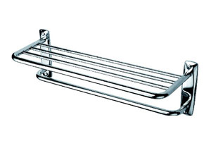 Stainless Steel Towel Shelf for Bathroom (KW-6068)