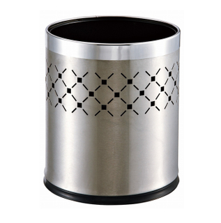 Five star hotel guestroom waste bin KL-005A