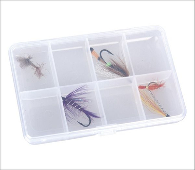 plastic fly box PB08