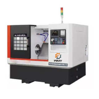 TCK6336 Mini Cnc Slant Bed Lathe
