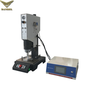 Benchtop Type 35KHz 1000W Digital Sonic Welder for PP Parts, Noise Free Autotune Ultrasonic Plastic Welding Machine