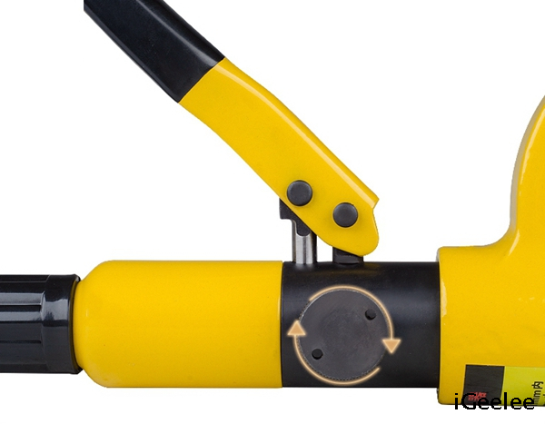 Stainless Steel Hole Punch Tool Hydraulic Punch Driver SYD-25 Hydraulic Hole Making Tool Below1.5mm Range 10-32mm