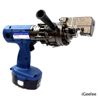 Battery Powered Cordless Rebar Cutter RC-16B for Cutting Off Construction Rebar,deformed Bar,round Steel Bar