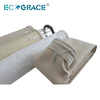 Cement Gypsum Lime Material Handling Dust Power Collection System Bag Filter