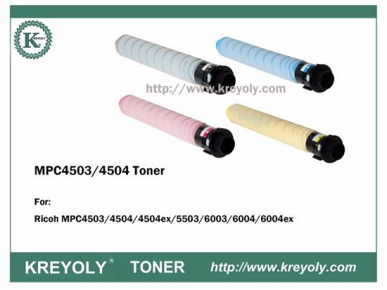 Ricoh Color Toner Cartridge MPC4503 4504