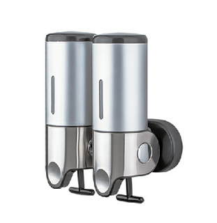 Pull Type Two Head Liquid Soap Dispenser (SD-102B)