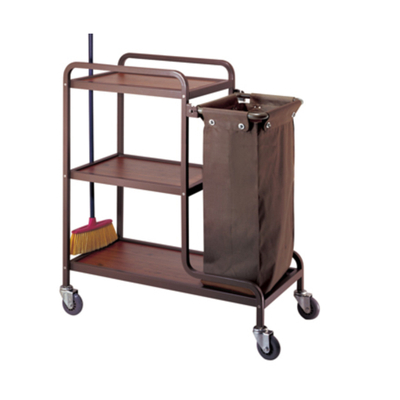 One Hop-Pocket Guestroom Service Trolley (FW-08)