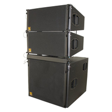 V8 & V-SUB Sistem Audio Line Array Pasif