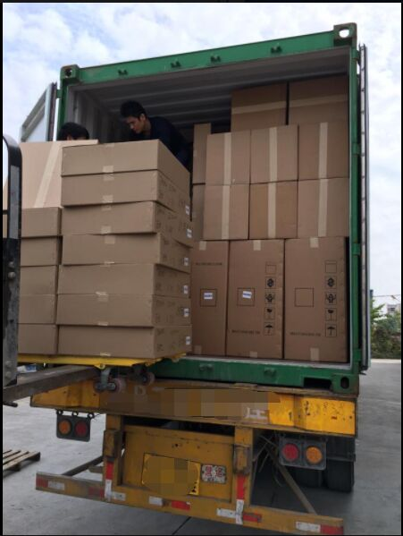 Sanway Audio Sound Equipment in 40HQ Container Shipped to Indonesia