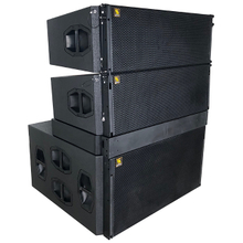 J8 & J-SUB Sistem Array Baris Box Speaker Ganda 12 inci