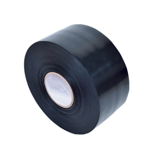 PE Single Sided butyl rubber adhesive Tape for steel pipeline system
