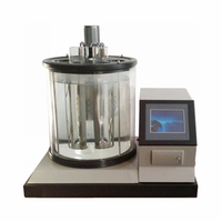 DSHD-1884B Density, Kinematic Viscosity, Viscosity Index Tester