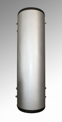 Heat Exchanger Copper Tank with Welded Steel Structure Construction