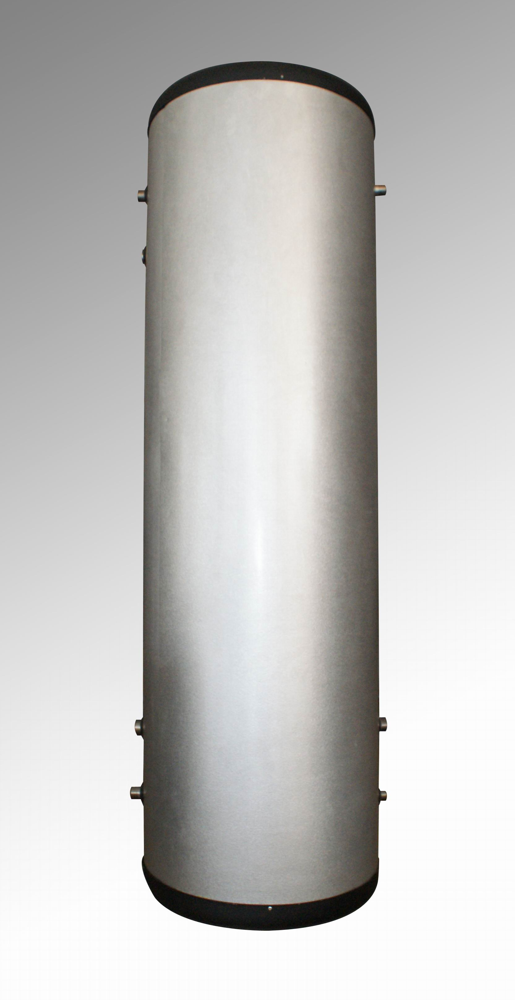 Heat exchanger copper tank with welded steel structure for Copper water tank