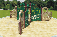 Kids Climbing Children Playground Equipment 1105A