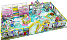 Kids Amusement Soft Indoor Playground 6643A