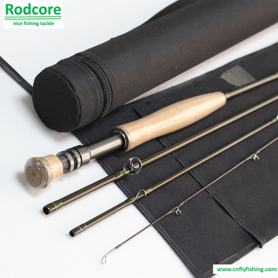 im12 fast action fly rod-primary 906-4 (custom rod )
