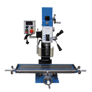 ZAY7025VL Brushless Motor Drilling/Milling Machine with Larger Worktable Size