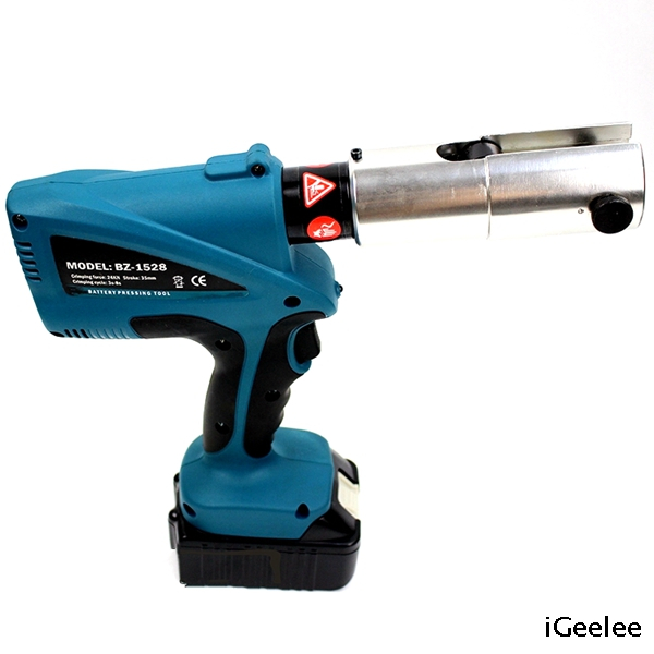 BZ-1528 Battery Operated Pressing Clamping Tool