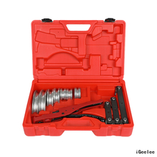 Portable Copper Pipe Bending Tool TBJ-22 with Aluminum Former From 10-22mm Or 1/4-7/8 Inch