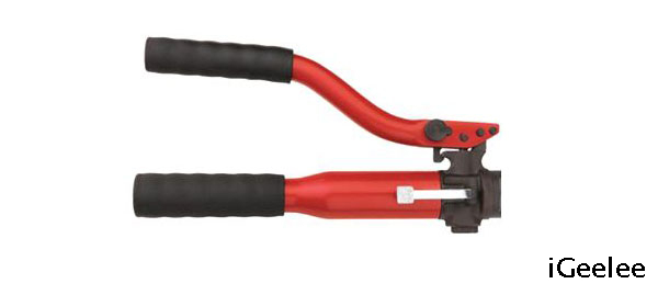 Hydraulic Steel Wire Cutter HT-40A for 40mm Max Cables