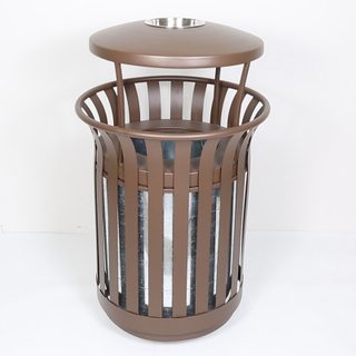 Garden Outdoor Trash Can for United States (HW-98B)