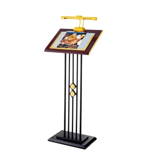 Menu Sign Stand for Restaurant (ZP-07)