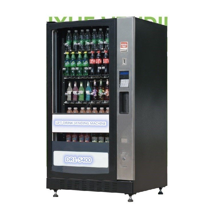 Lift Drink Vending Machine (DR1-5400)