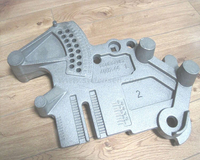 OEM Delft Clay Casting Agriculture Machinery Parts