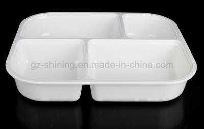 Fastfood Tray with Melamine (TP-6209)
