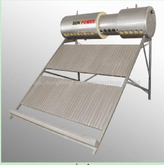 advantages of Pressurized Solar Water Heater
