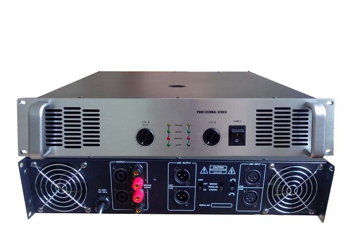 F1000 2 CH Professional Power Amplifier MOSFET