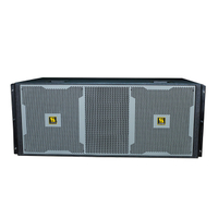 "VT4880 Dual 18"" Neodymium Outdoor Stage Sound System Speaker"