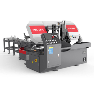 HBS330-C High-accuracy Rotating Horizontal Band Sawing Machine with CE