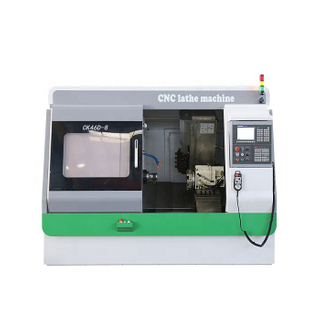CK46D CNC Turning Lathe Price with Living Tools