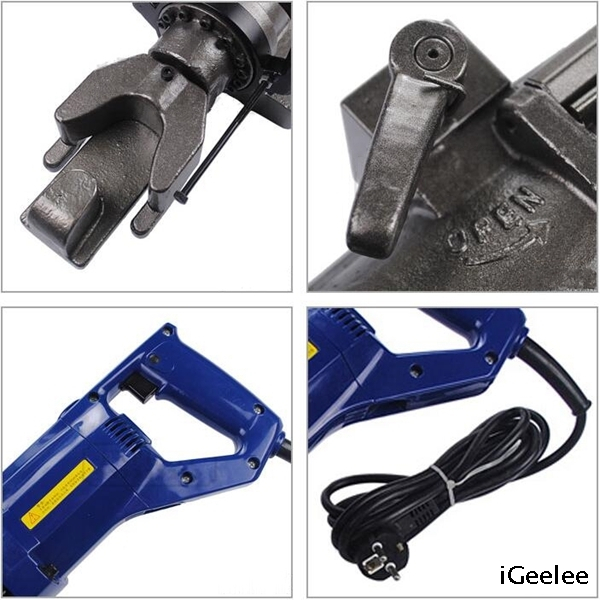 Protable Rebar Bending Tools RB-16 Range 4-16mm