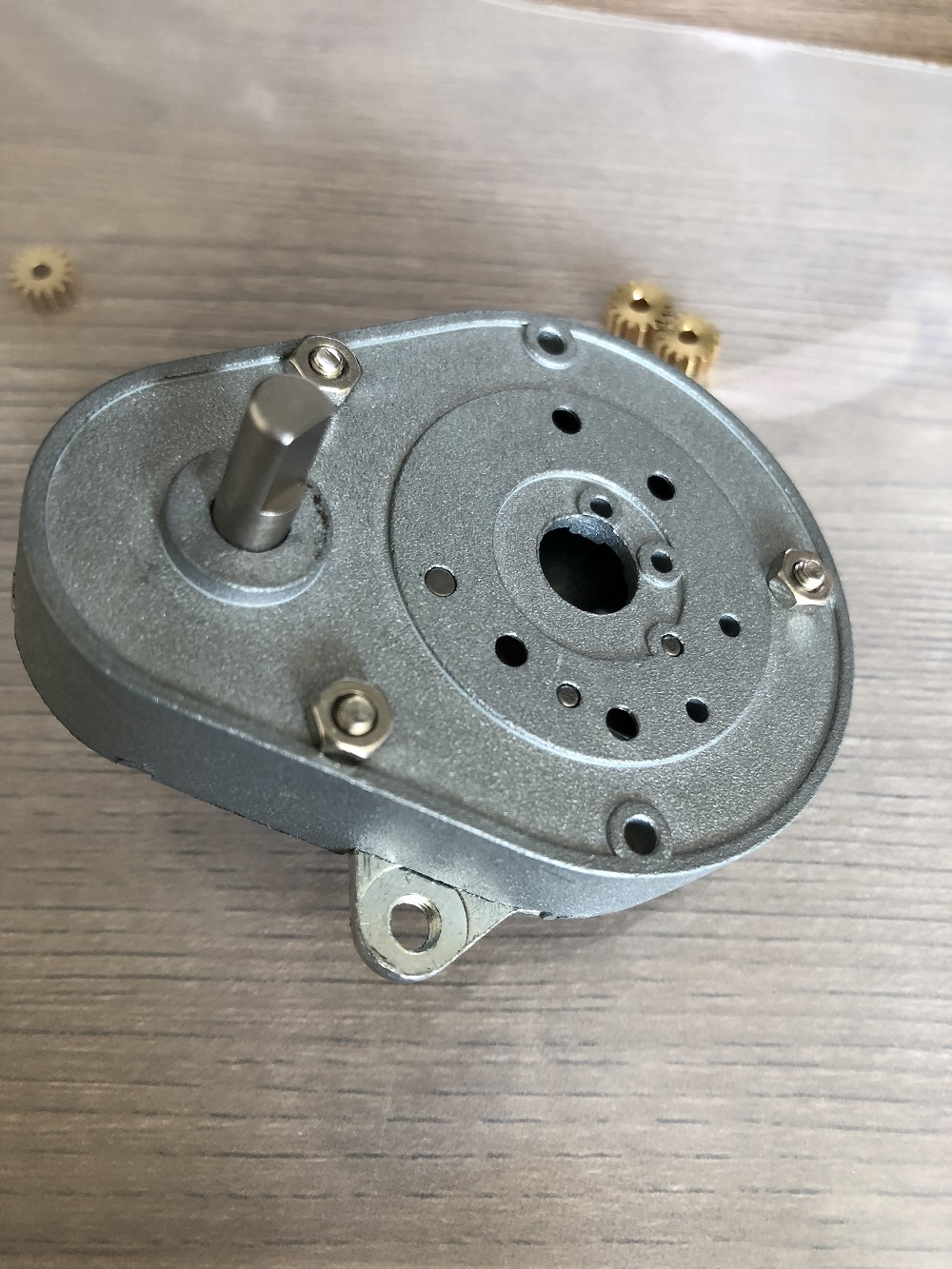 Customized Pear Shape Gearbox