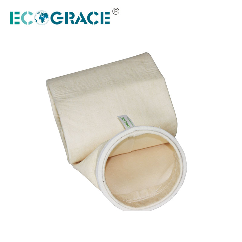 Cement Plant Dust Control Filter Bags Nomex Filter Bags