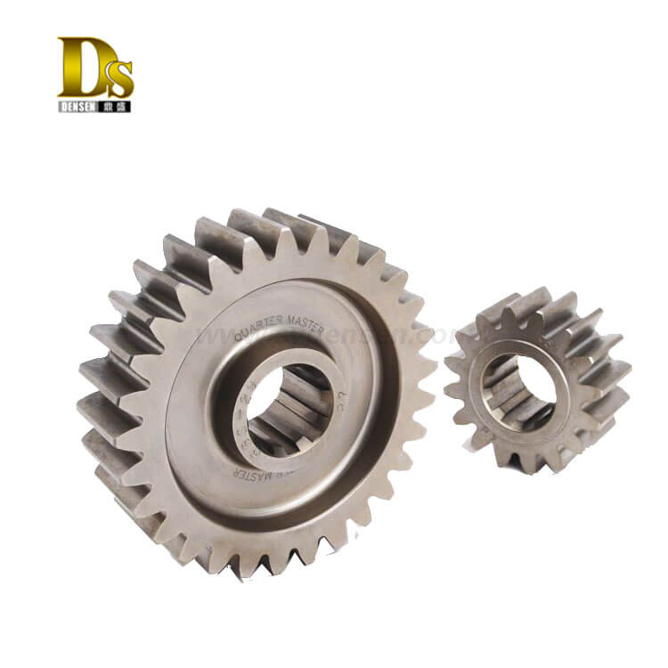 Customized High Quality Steel Forging Spur Gear